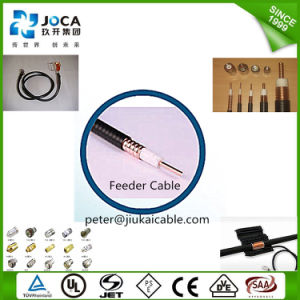 China 1/2 Inch RF Coaxial Feeder Cable for Communication pictures & photos