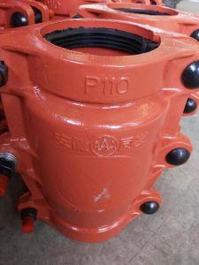 Pipe Repair Clamp P110, Pipe Repair Coupling, Pipe Repair Collar, Pipe Repair Sleeve for PE, PVC Pipe, Leaking Pipe Quick Repair pictures & photos