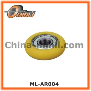 Nylon Covered Roller for Sliding Glass Door (ML-AR004) pictures & photos