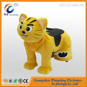 Indoor Kids Amusement Battery Tiger Animal Ride pictures & photos
