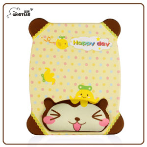 Cute Cartoon Mouse Pad with Happy Monkey