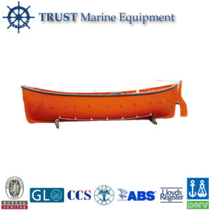 High Quality Marine Fiberglass Open Type Lifeboat for Sale pictures & photos