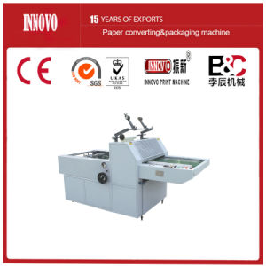 New Semi-Automatic Hydraulic Laminating Machine pictures & photos