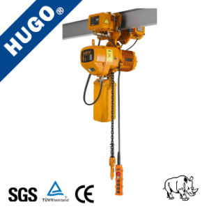 Electric Hoist Hsy Series Electric Chain Lifting Hoist pictures & photos