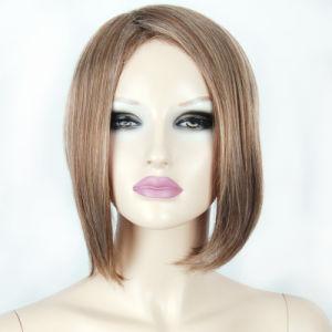 Beautiful 100% Japanese Kanekalon Bob Synthetic Wig pictures & photos