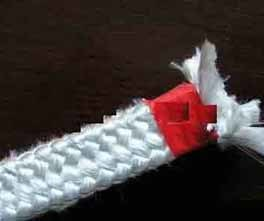 Fiber Glass Braided Square Rope pictures & photos