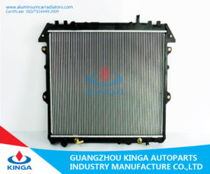Cooling Effective Aluminum Radiator for Toyota Hilux Vigo 04- at OEM: 16400-05150 pictures & photos