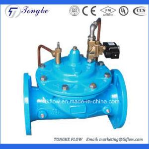 High Water Level Hydraulic Valve Altitude Valve Flow Control Valve pictures & photos