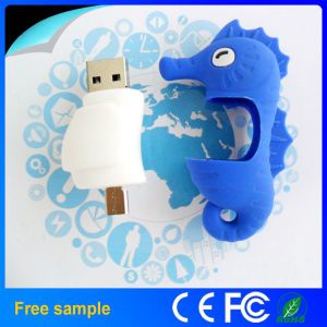 Double-Head OTG USB2.0 Seamaster USB Flash Disk for Smartphone pictures & photos