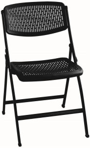 Plastic Folding Chair pictures & photos