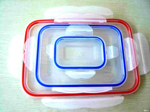 Food Container Silicone Rubber Seal Gasket pictures & photos