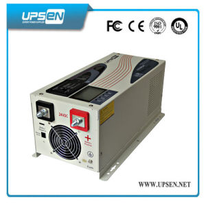 Pure Sine Wave Inverter with LCD Indicator and Toroidal Transformer pictures & photos