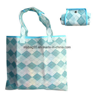 Competitive Price Non Woven Farbic Foldable Promotion Bag pictures & photos