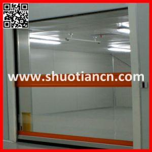 Pharmceutical Industry Automatic High Speed Roller Shutter Door (st-001) pictures & photos