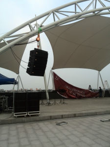 Outdoor Sound System Mini Line Array (Smart 10) pictures & photos