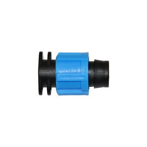 Irrigation Plastic Tape Fitting / Tape End Plug for Drip Tape pictures & photos