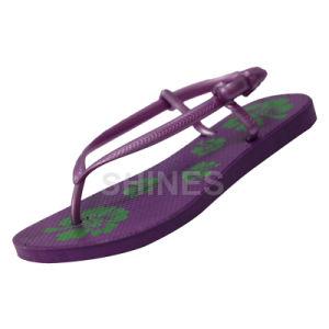Purple Flip Flop for Women