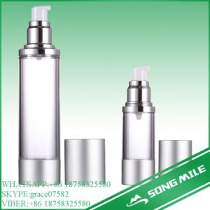 50ml Good Quality Airless Bottle for Lotion pictures & photos