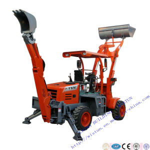 Uesful Digger and Loader Excavator Made in China Manufacturer