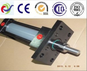 Double Acting Industrial Oil Cylinder