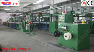 Flat Cable Extrusion Line pictures & photos