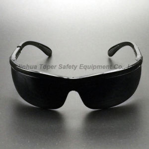 Adjustable Legs with Soft Pad Safety Eyeglass (SG109) pictures & photos