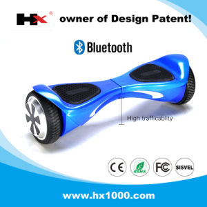 High Trafficability Two Wheel Self Balancing Hoverboard Unicycle Scooter pictures & photos