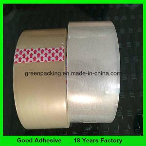 Acrylic Glue Jumbo Roll BOPP Tape pictures & photos