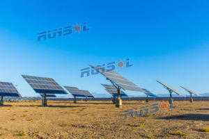 UL-Certified Solar Tracker System pictures & photos