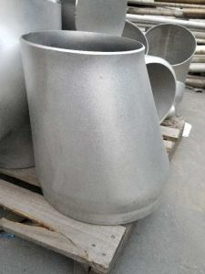 Butt Welding Stainless Steel Welded Reducer Pipe Fittings pictures & photos