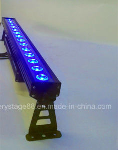 DMX512 Outdoor 14PCS 10W RGBW LED Pixel Wall Washer pictures & photos
