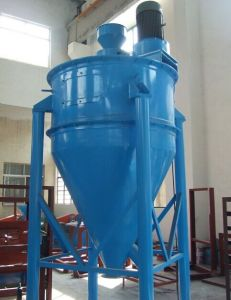 Separate Fiber From Rubber Powder Nylon Fiber Separator Machine pictures & photos