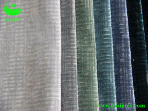 Embossing Knitting Sofa Fabric (BS2143) pictures & photos