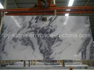 Chinese Mountain Grey Marble for Wall and Flooring Tile