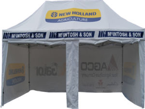 600d Dye-Sublimation Printing Aluminum Garden Gazebo, Event Marquee Tent pictures & photos