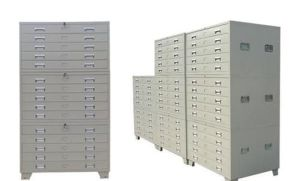 Drawing Storage Drawer Flat File Cabinet pictures & photos