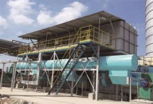 Waste Gas & Liquid Thermal Oxidizer with Waste Heat Recovery System pictures & photos