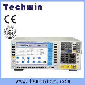 Analysis Instrument for Techwin Vector Signal Microwave Generator pictures & photos