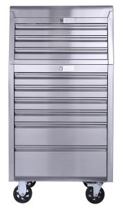 26in 9drawers Stainless Steel Tool Chest pictures & photos
