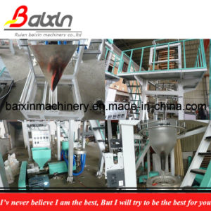 High Speed Automatica Blown Film Making Machine with Folder pictures & photos