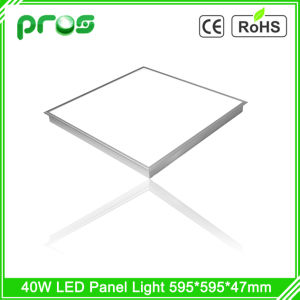 TUV GS Listed LED Ceiling Light Panel 40W 120lm/W 2ft*2ft pictures & photos