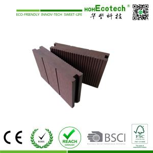 Fully Recycled WPC Decking, UV-Resistant WPC Decking Tile, Weather Resistant Outdoor WPC Decking Tile pictures & photos