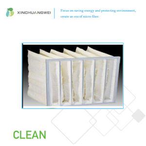 Pocket Filter Media Glass Microfiber Bag Filter Mat pictures & photos