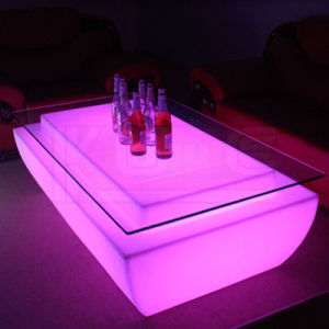 Night Club Furniture Interactive Bar Tables for Disco pictures & photos