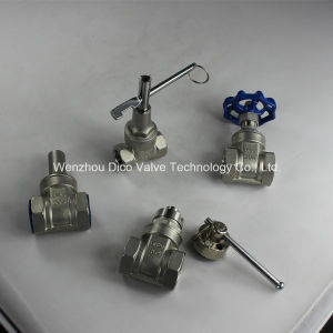 Ligt Type Gate Valve pictures & photos