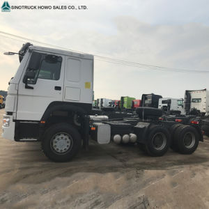 China 25ton 6X4 Sinotruk HOWO Tractor Head Truck for Sale pictures & photos