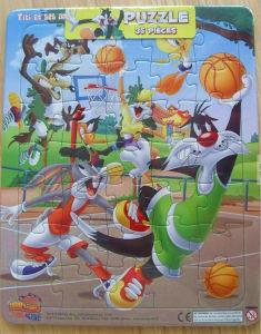 35 Pieces Customized Cardboard Puzzle Jigsaw pictures & photos