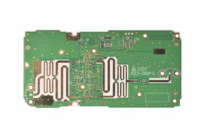 Rogers PCB with Immersion Gold/RO4350b/Microwave Board/RoHS