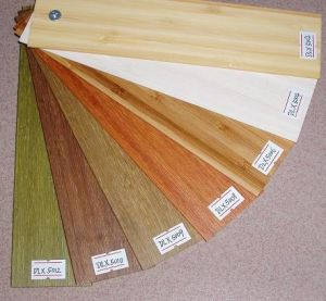 25mm Bamboo Venetian Blinds Accessories for Window pictures & photos