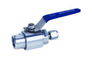 Qg Y1 Steam Source Clip Type Ball Sphere Valve pictures & photos